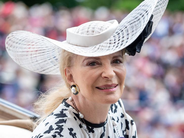 Фото №1 - Неисправимая «виндзорская нахалка»: еще один скандал с принцессой Майкл Кентской