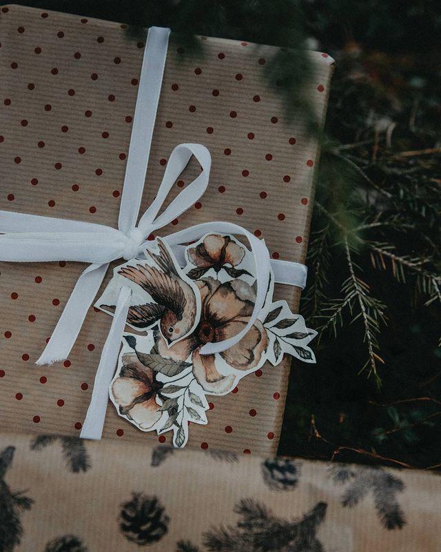 Фото №4 - Заверните, пожалуйста! 5 идей праздничной упаковки подарков
