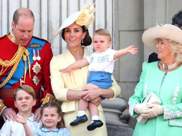 Фото №2 - Особое положение: какой привилегией обладают принцы Джордж и Луи (но не принцесса Шарлотта)