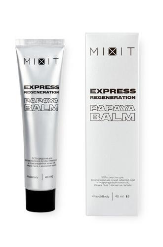 SOS-бальзам для питания сухой кожи от Mixit