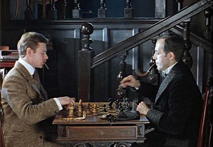 Фото №16 - 87 фактов о Шерлоке Холмсе