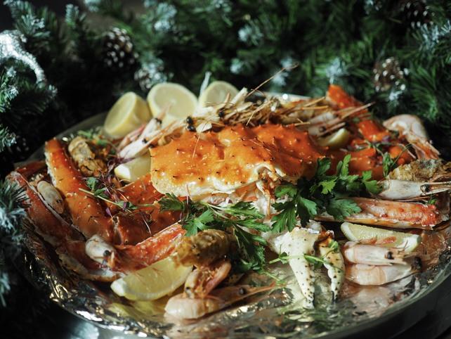 Фото №1 - «Рыба мечты» накроет твой новогодний стол