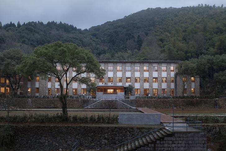 Фото №10 - Отель в здании школы в Китае