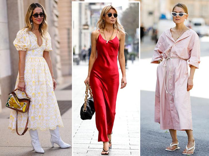 Фото №1 - 5 идеальных летних платьев, которые всегда будут в моде