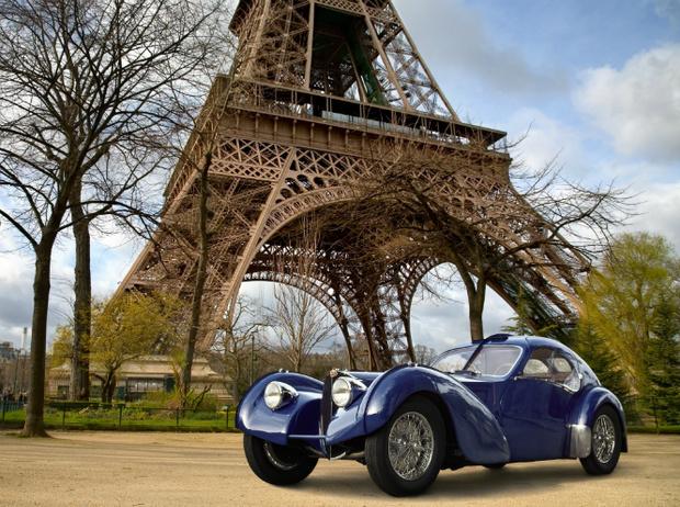 Фото №2 - Самые красивые ретро-автомобили
