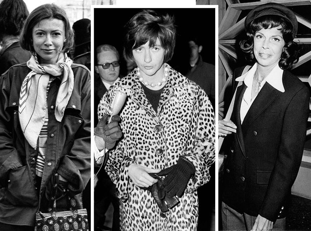 Фото №1 - Как одевались знаменитые писательницы XX века: 7 культовых образов
