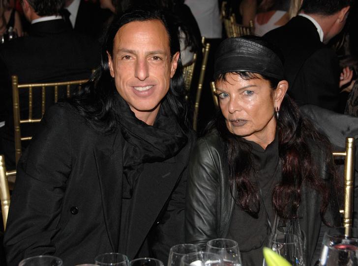 Фото №4 - Эксцентрик №1: Как Мишель Лами управляет миром моды вместе с Риком Оуэнсом
