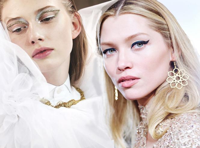 Фото №1 - Самые интересные beauty-тренды haute couture сезона весна-лето 2017