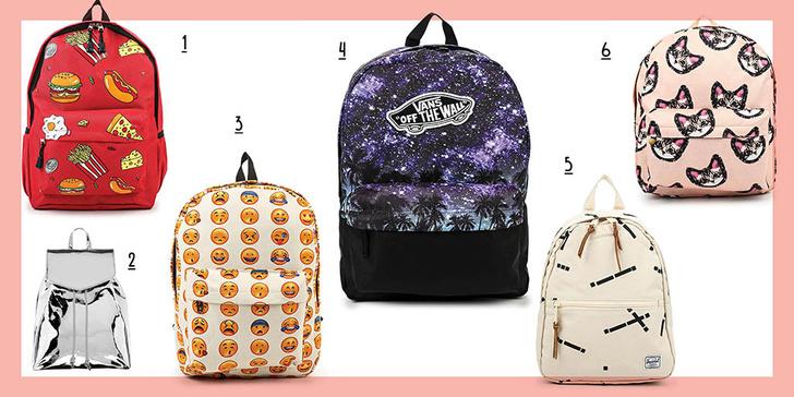 Фото №5 - 40 рюкзаков для школы