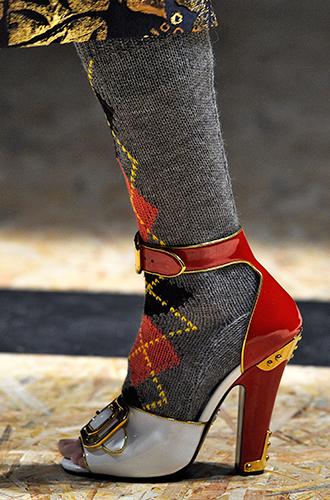 Фото №22 - Самая модная обувь сезона осень-зима 16/17, часть 1