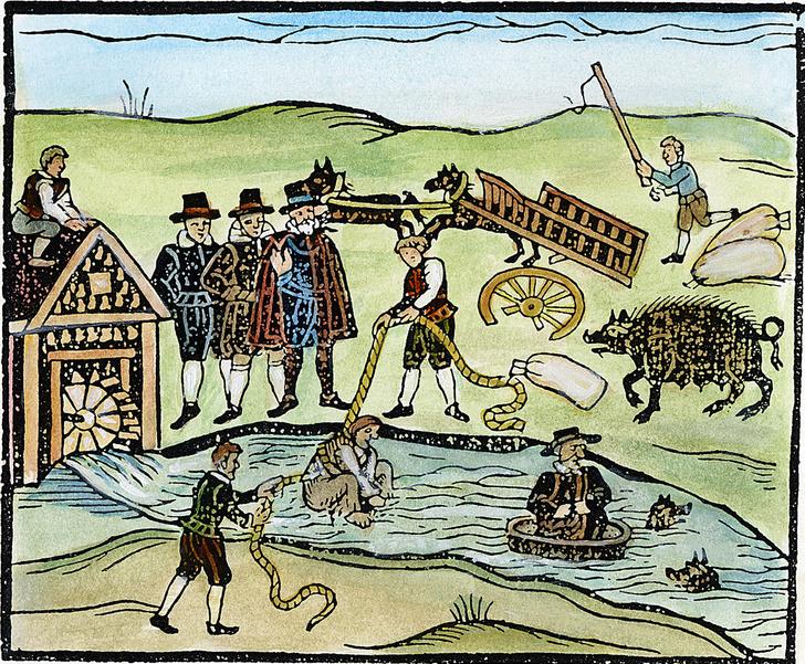 Фото №2 - 535 лет назад... Началась охота на ведьм