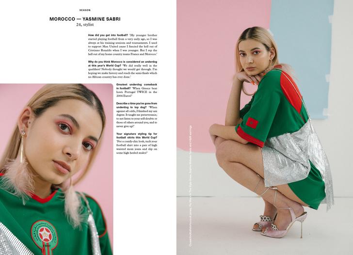 Фото №6 - Жизнь фанатки: говорим с редактором журнала о моде и футболе
