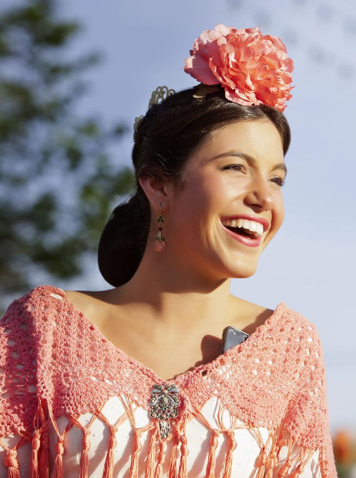 Фото №1 - Мисс мира: Испания. Гордость и убеждение