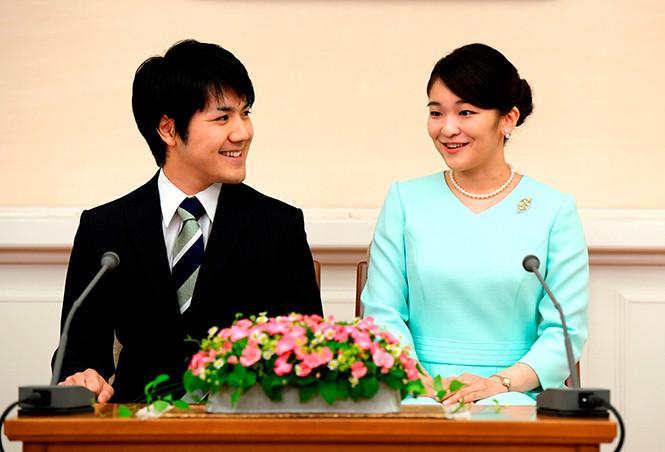 Фото №7 - Как прошла официальная помолвка японской принцессы Аяко
