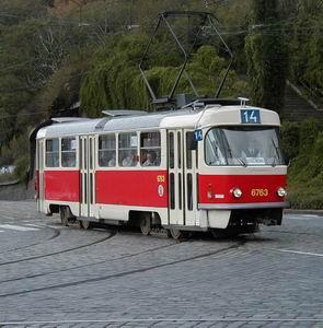 Фото №1 - В Чехии появятся остановки с GPS