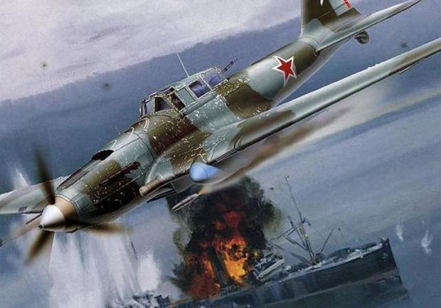 Фото №6 - Летающий танк или летающий гроб? 6 железных фактов о штурмовике Ил-2
