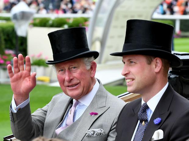 Фото №1 - Ошибки прошлого: за что Уильям не мог простить принца Чарльза