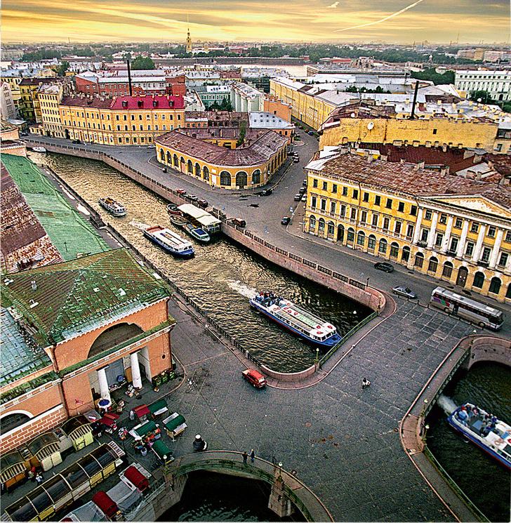 Фото №4 - Санкт-Петербург: трехмерное пространство