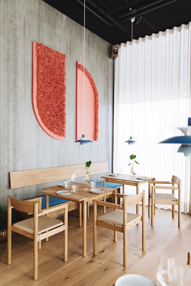 Фото №9 - Уютный ресторан Substans в Дании