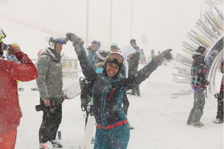 Фото №2 - Как прошел первый AFP Snow Edition: снежный фотоотчет