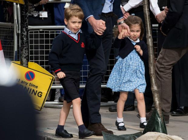 Фото №2 - Такая разная жизнь: почему принц Джордж завидует принцессе Шарлотте
