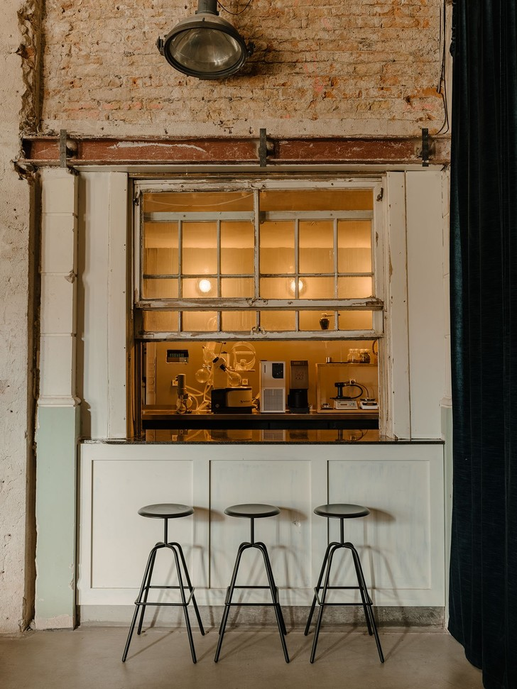 Фото №9 - Ресторан в бывшей пивоварне в Берлине