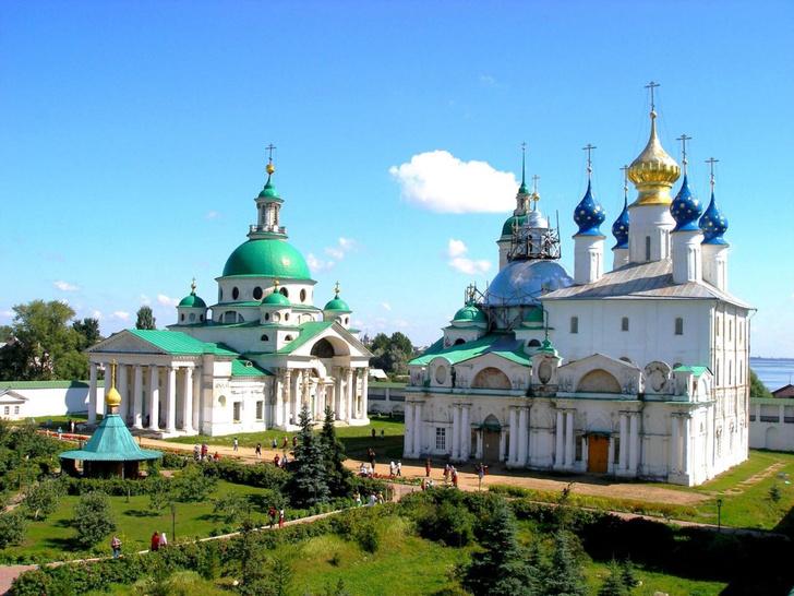 Фото №1 - В России отпразднуют 50-летие «Золотого кольца России»