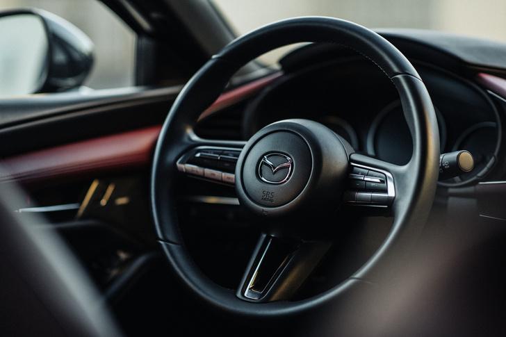 Фото №2 - Mazda 3 получит турбомотор и полный привод