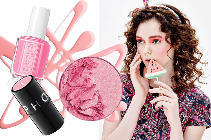 Фото №2 - 4 варианта свежего летнего макияжа