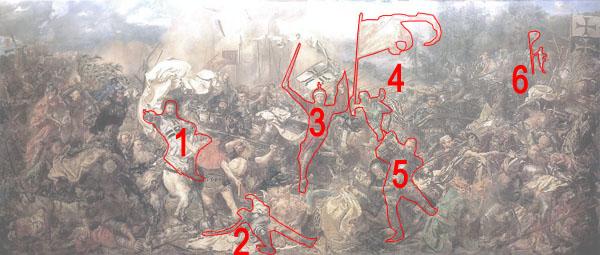 Фото №2 - «Ящерицы» против северных крестоносцев
