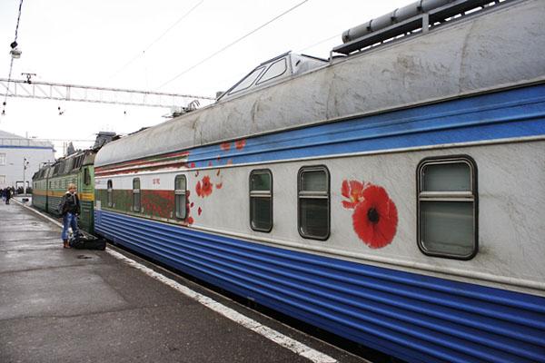 Фото №2 - Голубой вагон в погоне за облаком