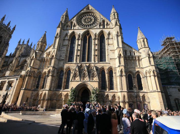 Фото №2 - Как прошла свадьба Элли Голдинг, бывшей возлюбленной принца Гарри