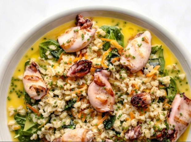 Фото №5 - На здоровье: 6 простых и вкусных блюд для тех, кто следит за питанием