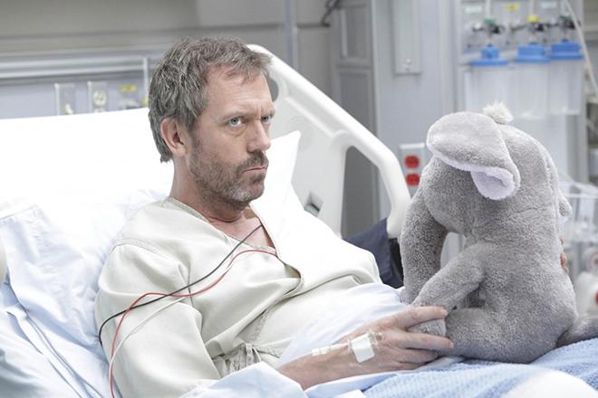 Фото №1 - Хью Лори: «Доктора Хауса не виню, злюсь на себя»