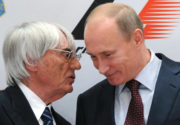 Фото №1 - Русские сезоны в F1: дорогие соотечественники, оставившие след в лучших гонках мира