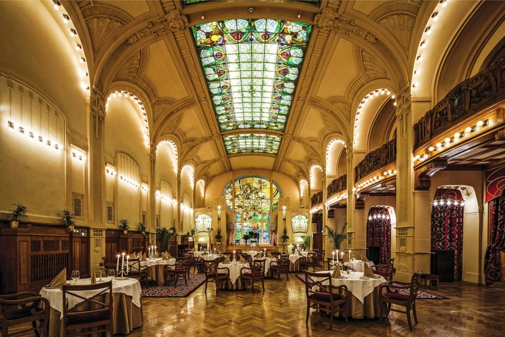 Фото №1 - Проверка временем: Belmond Grand Hotel Europe в Санкт-Петербурге