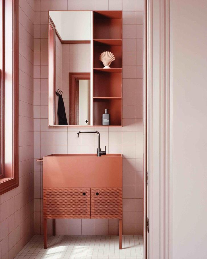 Фото №2 - Яркая ванная комната: 5 простых идей