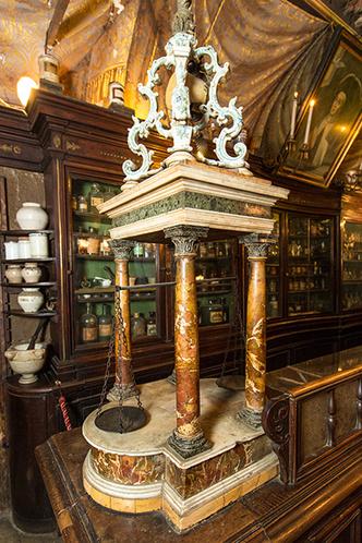 Фото №11 - Точка на карте: аптека Antica Erboristeria в Риме