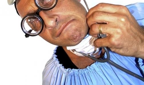 Фото №1 - Большинство врачей выходят на работу с симптомами ОРВИ