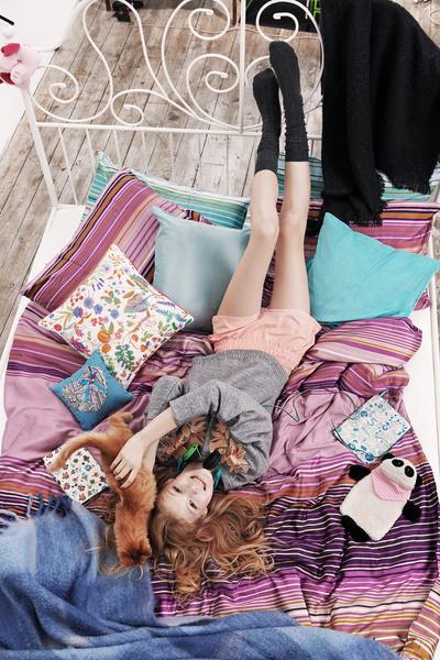 Фото №4 - Как выглядеть на все 100 в домашней одежде?
