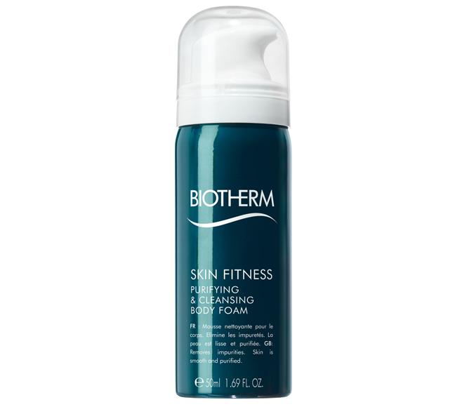Фото №3 - Skin Fitness: ваш новый «маст-хэв» для спортзала от Biotherm