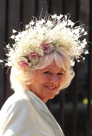 Фото №26 - 25 необычных шляп на королевских свадьбах