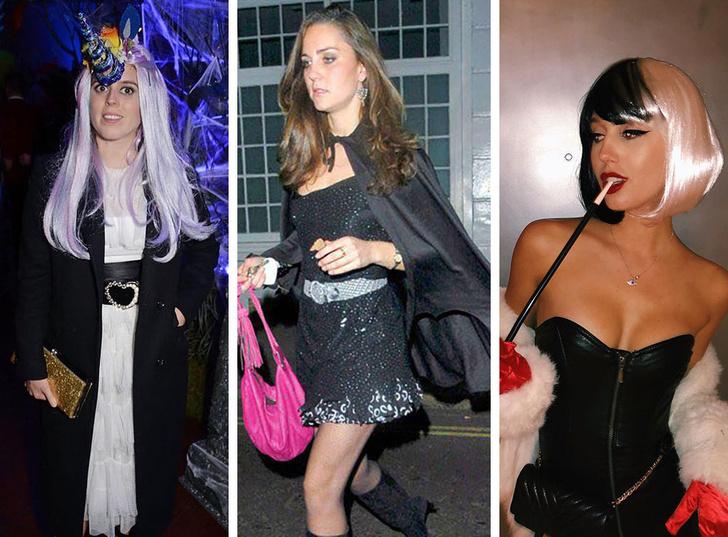 Фото №1 - Хэллоуин по-королевски: 7 самых ярких костюмов монарших особ