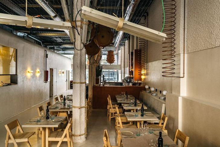 Фото №4 - Ресторан в Мадриде, ориентированный на устойчивое развитие