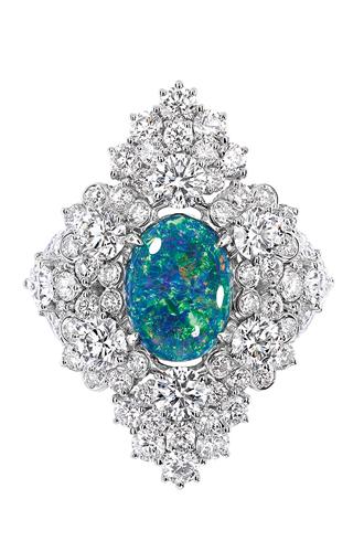 Фото №4 - Философский камень: опал в новой коллекции Dior et d'Opales