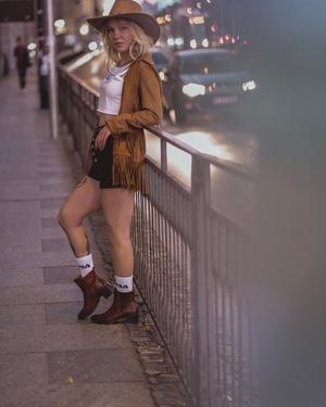 Фото №4 - 3 элемента ковбойского стиля, которые сделают твой гардероб интересней