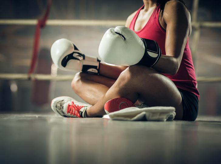 Фото №8 - Биться будем: бокс как новый вид женского фитнеса