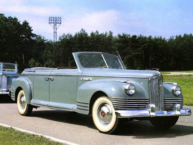 Фото №6 - На зависть капиталистам: 5 самых роскошных советских автомобилей