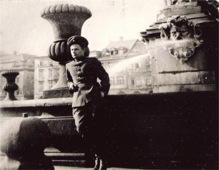 Фото №1 - Любовь, победившая войну: письма одной семьи