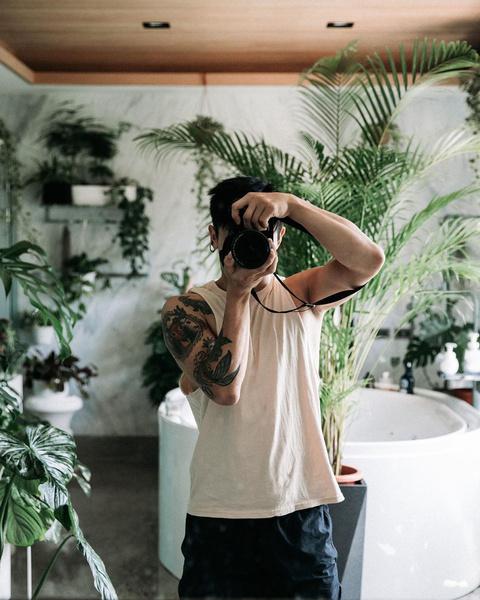 Фото №3 - Дом человека, одержимого комнатными растениями: фото